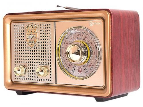 Радиоприемник БЗРП РП-324, вид 2