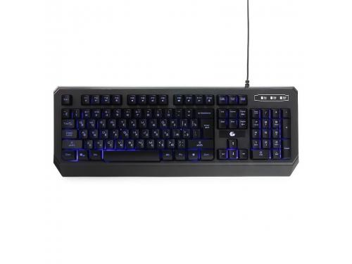 Клавиатура Gembird KB-G20L (USB), вид 1