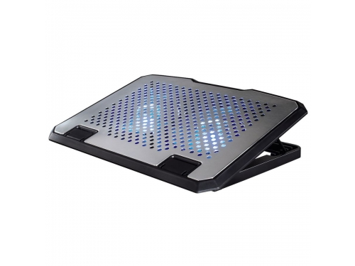 Подставка для ноутбука Hama H-53064 (00053064), серебристый, вид 2