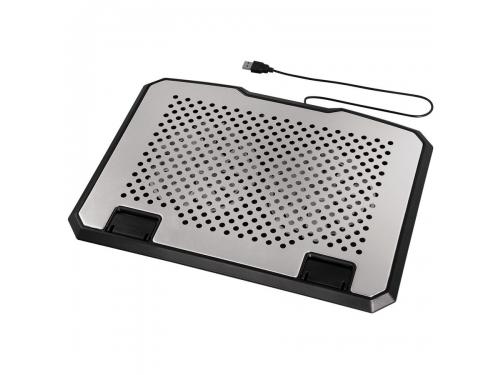 Подставка для ноутбука Hama H-53064 (00053064), серебристый, вид 3