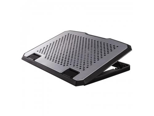 Подставка для ноутбука Hama H-53064 (00053064), серебристый, вид 1