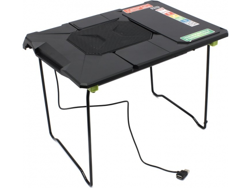 Подставка для ноутбука STM IP17TF, черный, вид 1