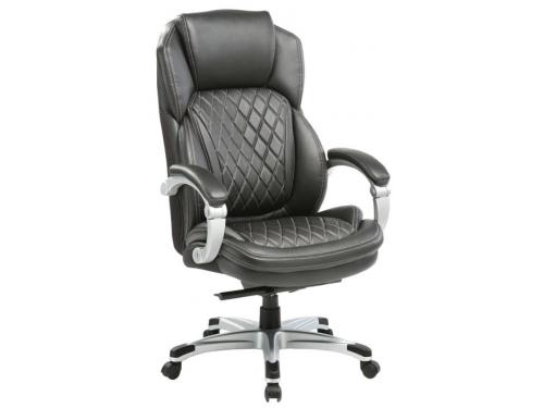 Кресло офисное Бюрократ T-9915 черное, вид 1