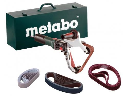 Шлифмашина Metabo RBE 15-180 Set зеленый-черный, вид 2