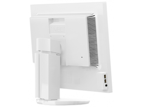 Монитор NEC MultiSync EA193Mi, серебристо-белый, вид 2
