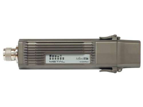 Роутер WiFi Mikrotik RBMetal 5SHPn, вид 1