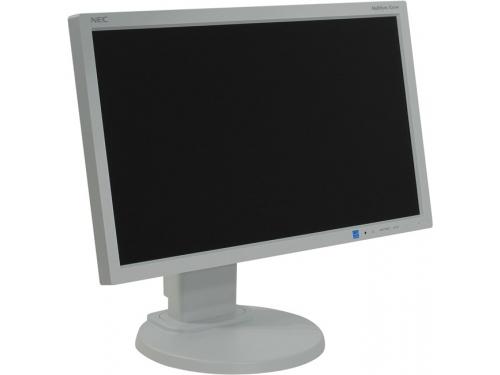 Монитор Nec E203WI, белый, вид 1