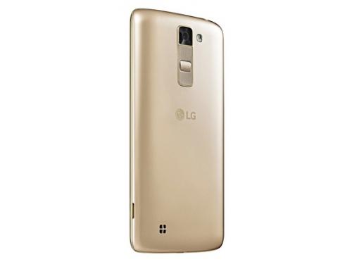 Смартфон LG K7 X210DS 8Gb, золотистый, вид 3