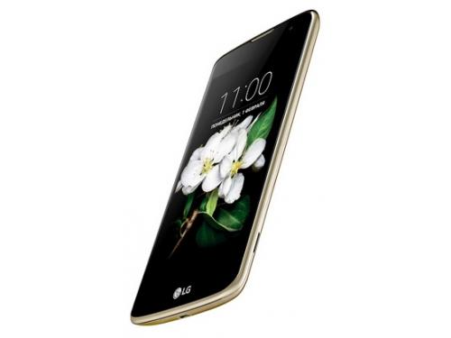 Смартфон LG K7 X210DS 8Gb, золотистый, вид 4