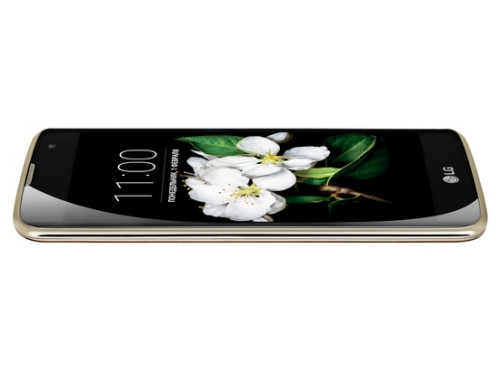 Смартфон LG K7 X210DS 8Gb, золотистый, вид 5