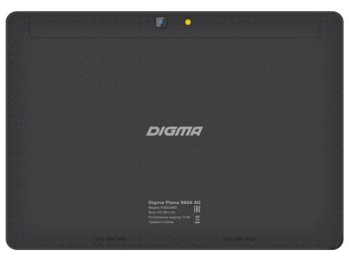 Планшет Digma Plane 9505 3G, графит, вид 2