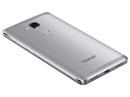 Смартфон Huawei Honor 5X (KIW-L21), серый, вид 2