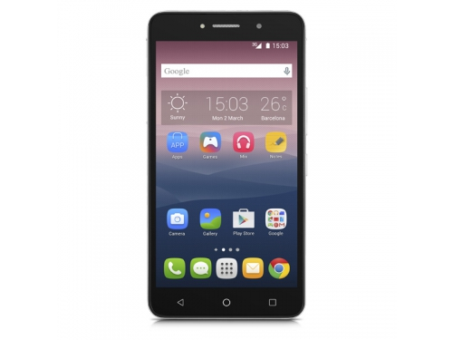 �������� Alcatel OneTouch PIXI 4 (8050D Metallic Silver)�����������, ��� 1