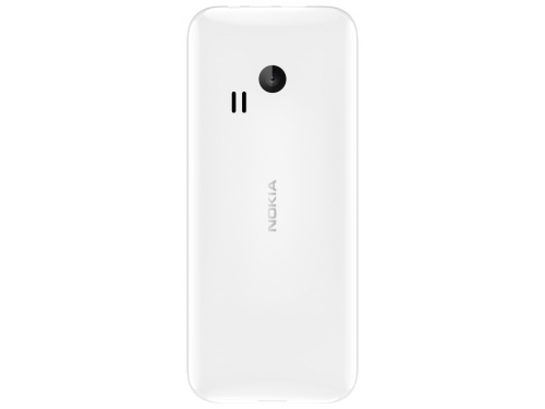 Сотовый телефон Nokia 222 белый, вид 2