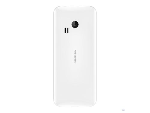 Сотовый телефон Nokia 222 DS белый, вид 2