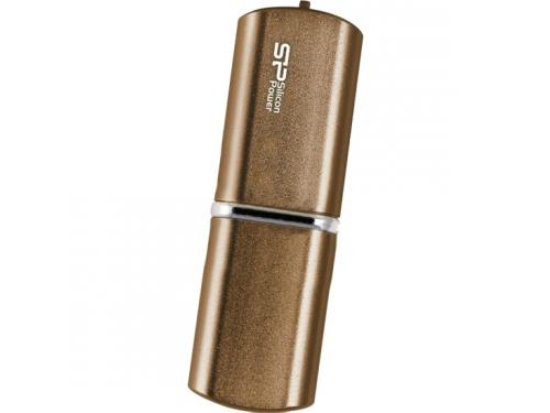 Usb-флешка Silicon Power 16Gb Lux Mini 720 бронзовый, вид 1