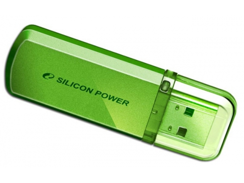 Usb-флешка Silicon Power Helios 101 16Gb,голубая, вид 3