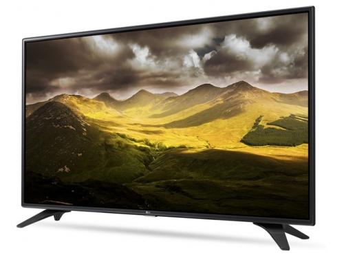 телевизор LG 32LH604V, черный, вид 1