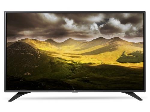 телевизор LG 32LH604V, черный, вид 2