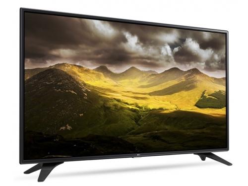 телевизор LG 32LH604V, черный, вид 3