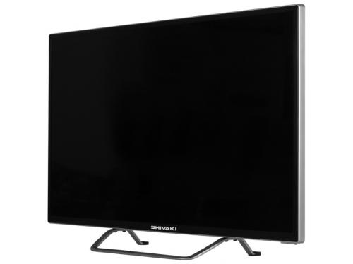 телевизор Shivaki STV-50LED13, черно-серебристый, вид 1