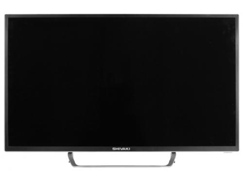 телевизор Shivaki STV-50LED13, черно-серебристый, вид 2