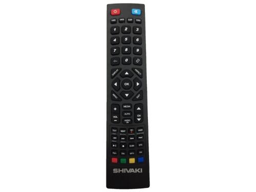 телевизор Shivaki STV-50LED13, черно-серебристый, вид 4