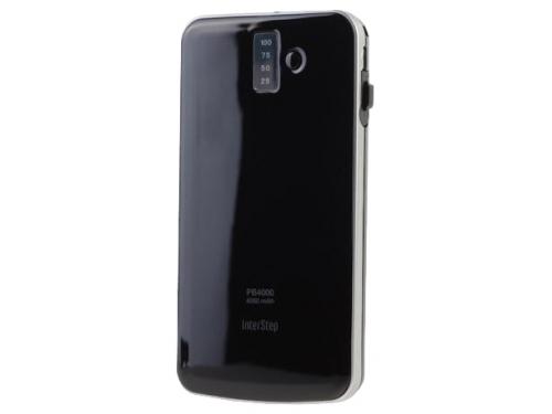 Аксессуар для телефона InterStep PB4000, черный, вид 1