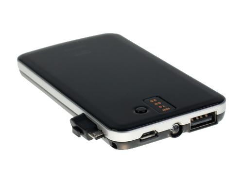 Аксессуар для телефона InterStep PB4000, черный, вид 2