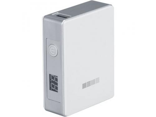 Аксессуар для телефона InterStep PB52001UW, белый, вид 1