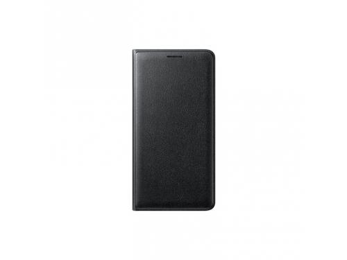 Чехол для смартфона Samsung для Samsung Galaxy J3 Flip Wallet, черный, вид 1