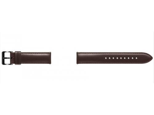 Ремешок для умных часов Samsung Galaxy Gear S2 classic, коричневый, вид 1