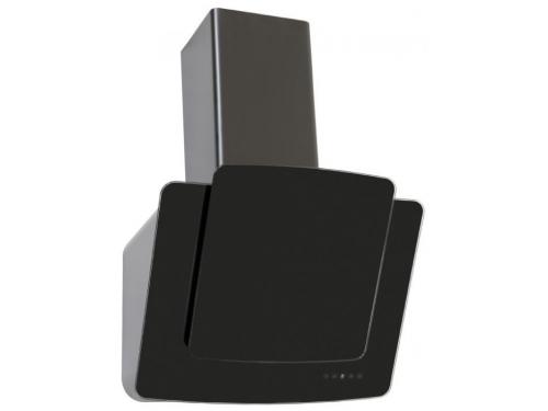 Вытяжка каминная Elikor Кварц 60П-1000-Е4Г черный/черное, вид 1