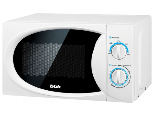 Микроволновая печь BBK 20MWS-710M/W, белая, вид 1
