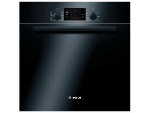 Духовой шкаф Bosch HBA 43T360, черный, вид 1