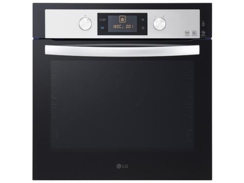 Духовой шкаф LG LB 645329T1, черный, вид 1