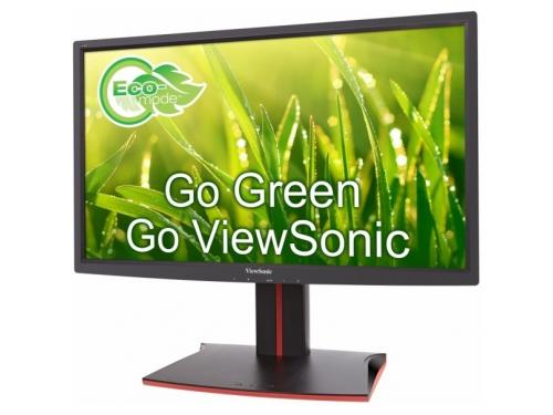 Монитор ViewSonic XG2401, чёрный, вид 1