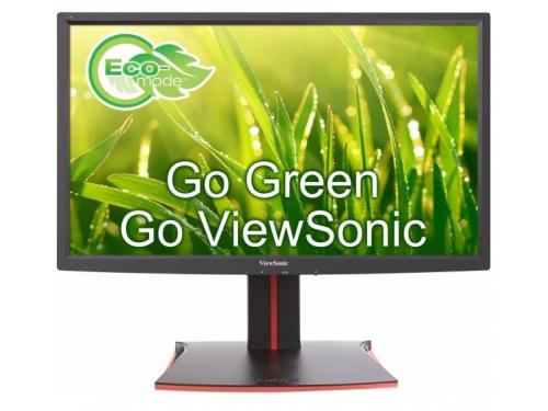 Монитор ViewSonic XG2401, чёрный, вид 2
