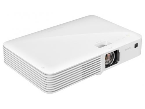 Мультимедиа-проектор BenQ CH100, белый, вид 4