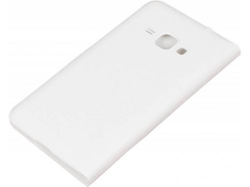 Чехол для смартфона Samsung для Samsung Galaxy J1(2016) EF-WJ120P (EF-WJ120PWEGRU) белый, вид 1