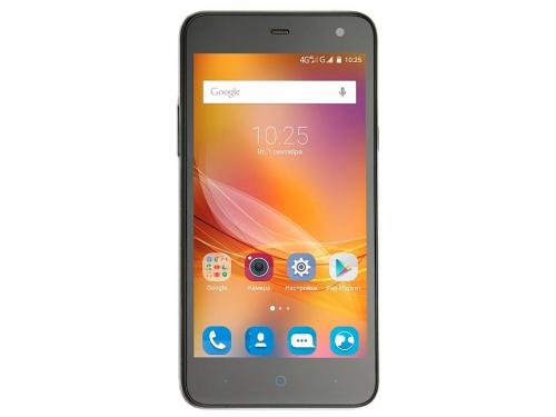 Смартфон ZTE Blade L4 Pro, черный, вид 2