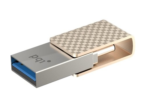 Usb-флешка PQI Connect 313 64GB USB 3.1, вид 2