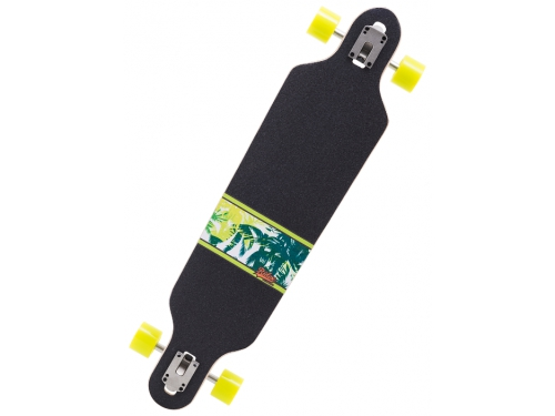 Скейтборд Ridex Bamboo 38''x9'', Abec-7, вид 2