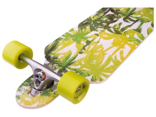 Скейтборд Ridex Bamboo 38''x9'', Abec-7, вид 3