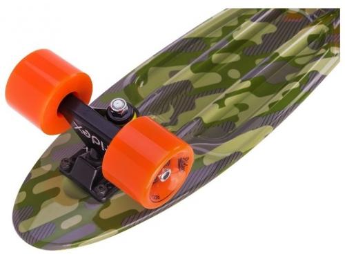 Скейтборд Ridex Camo 22''x6'', Abec-9, вид 3