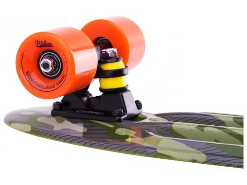 Скейтборд Ridex Camo 22''x6'', Abec-9, вид 4