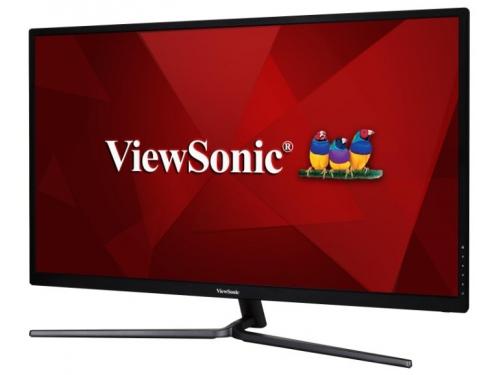 Монитор Viewsonic VX3211-2K-mhd, черный, вид 1