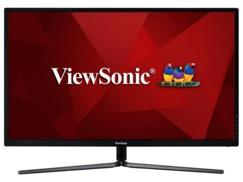 Монитор Viewsonic VX3211-2K-mhd, черный, вид 2