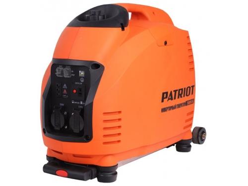 Электрогенератор Patriot 3000il инверторный, вид 1