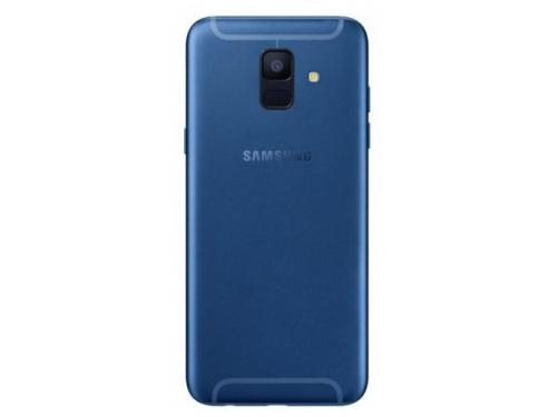 Смартфон Samsung Galaxy A6 3/32Gb, синий, вид 1